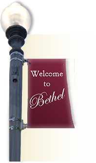 bethel-welcome post